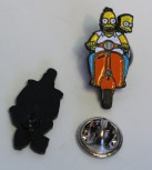 VESPA (SIMPSONS) PIN