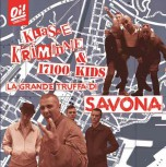 Klasse Kriminale & 17100 Kids La Grande Truffa Di Savona LP + CD
