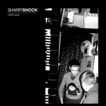SHARP/SHOCK YOUTH CLUB LP + free CD VINYL BLAU