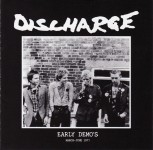 Discharge  ‎– Early Demo's LP