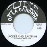 Ackee And Saltfish ‎– Girl Behind The Counter/Take A Ride 7