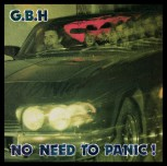 GBH ‎– No Need To Panic LP