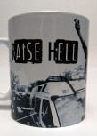 RAISE HELL KAFFEEBECHER