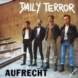 DAILY TERROR AUFRECHT LP VINYL GRÜN