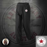 ANTIFASCIST ALLSTARS JOGGER L / ROT