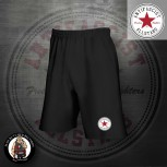 ANTIFASCIST ALLSTARS SHORTS SCHWARZ / M