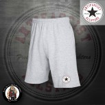 ANTIFASCIST ALLSTARS SHORTS M / GRAU
