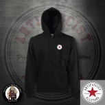 ANTIFASCIST ALLSTARS ZIPPER