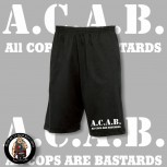 ACAB SHORTS XL