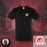 ALERTA ANTIFASCISTA T-SHIRT SCHWARZ / S