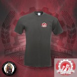 ALERTA ANTIFASCISTA T-SHIRT 3XL / DUNKELGRAU