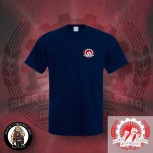 ALERTA ANTIFASCISTA T-SHIRT S / NAVY