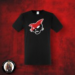 ANARCHO CAT HEAD T-SHIRT
