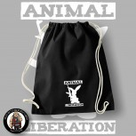 ANIMAL LIBERATION GYMSAC