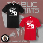 ANGELIC UPSTARTS ANTHEMS T-SHIRT