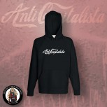 ANTI CAPITALISTA HOOD Black / S