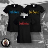 BAD BRAINS SCHRIFT GIRLIE