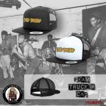 BAD BRAINS SMALL LOGO MESH CAP