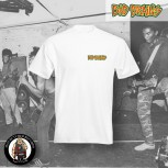 BAD BRAINS LOGO SMALL T-SHIRT WEISS / 5XL