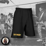 BAD BRAINS LOGO SMALL SHORTS SCHWARZ / XXL