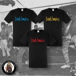 BAD BRAINS SCHRIFT T-SHIRT