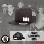 BLACK FLAG BALKEN MESH CAP