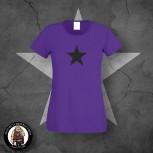 BLACK STAR GIRLIE XL / LILA