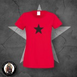 BLACK STAR GIRLIE S / red