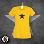 BLACK STAR GIRLIE S / yellow