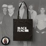 BLACK FLAG LOGO BAG