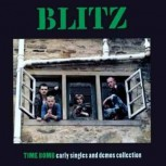 Blitz – Time Bomb Early Singles And Demos Collection LP