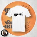 BIG SHOT T-SHIRT WEISS / 5XL