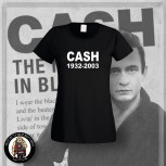 CASH 1932 - 2003 GIRLIE Black / S