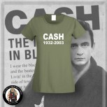CASH 1932 - 2003 GIRLIE XL / OLIVE