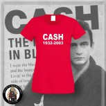 CASH 1932 - 2003 GIRLIE L / red