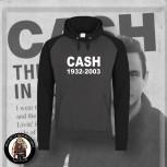 CASH 1932 - 2003 CONTRAST HOOD