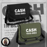 CASH 1932 - 2003 MESSENGER BAG