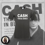 CASH 1932 - 2003 T-SHIRT 3XL / DARK GREY
