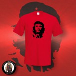 CHE HEAD T-SHIRT L / red