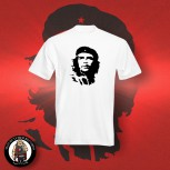 CHE HEAD T-SHIRT S / White
