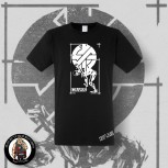 CRASS FIGHT WAR NOT WARS T-SHIRT Black / S