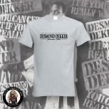 DESMOND DEKKER JAMAICA SKA T-SHIRT grey / 5XL