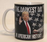 THE DARKEST DAY(FUCK TRUMP) KAFFEEBECHER