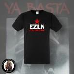 EZLN YA BASTA T_SHIRT S