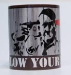 FOLLOW YOUR LEADER KAFFEEBECHER