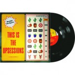 Upsessions 'This Is The Upsessions' LP+CD Black Vinyl