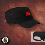 HAMMER UND SICKLE ARMYCAP Black