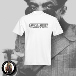 LAUREL AITKEN GODFATHER OF SKA T-SHIRT WEISS / 5XL