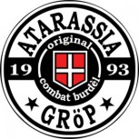 ATARASSIA GRÖP BUTTON