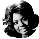 MARY WELLS BUTTON
